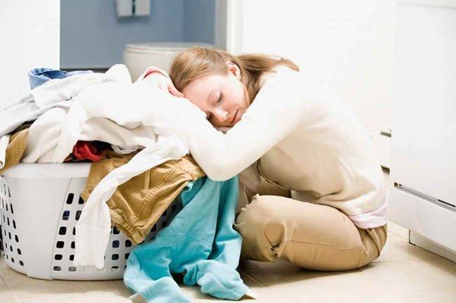 женская усталость