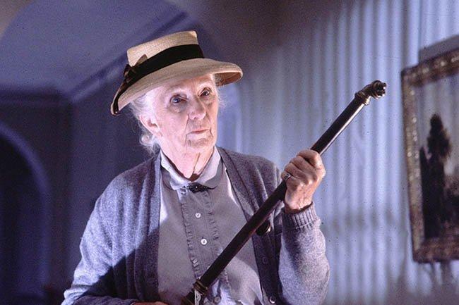 Джоан Хиксон в роли мисс Марпл
