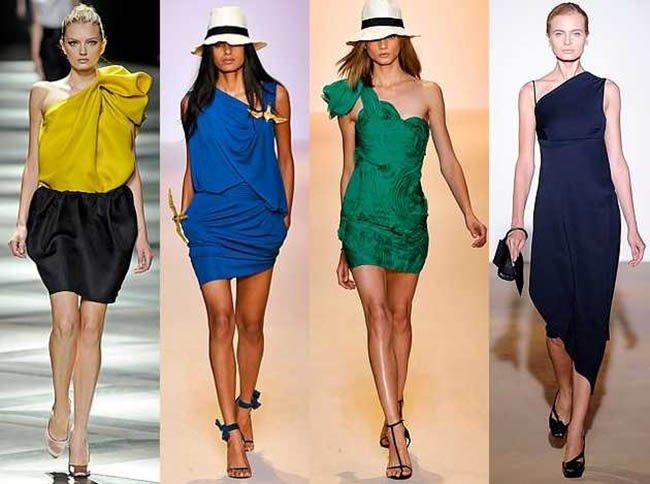 летняя мода 2019