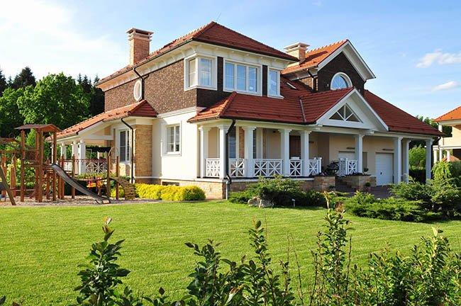дом Натальи Подольской