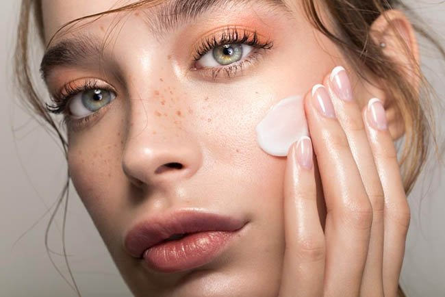 макияж Yoga Skin